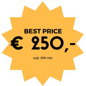 € 250,-